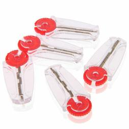 5Pack 30pcs Flints Stones Replacement Cigarette Lighter Disp