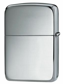 Sterling SIlver 1941 Replica Zippo Lighter, High Polished,