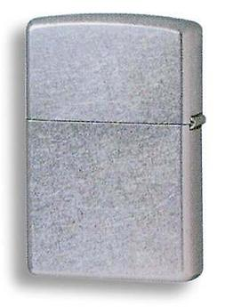 Zippo Street Chrome WindProof Lighter Model 207 Lifetime Gua