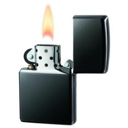 Zippo Black Ice Pocket Lighter