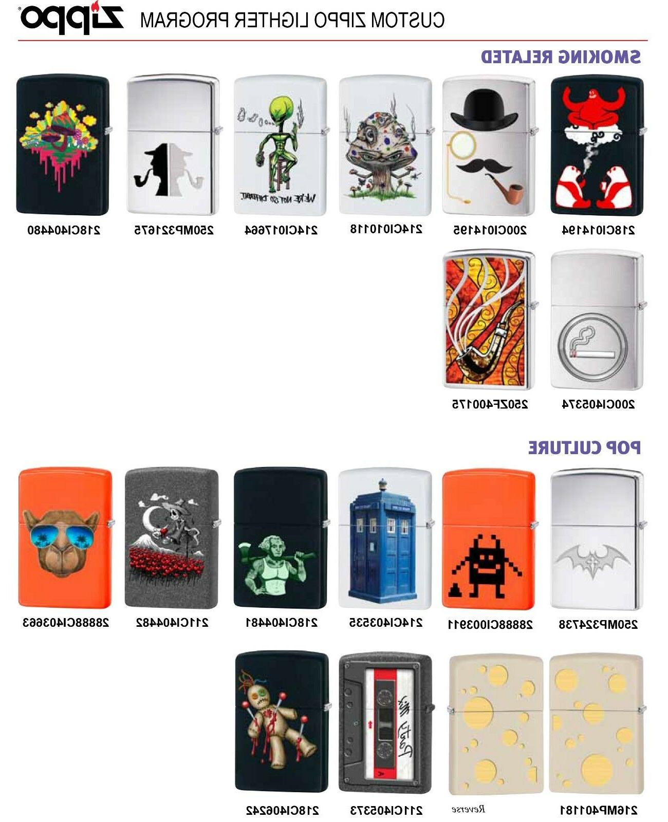 Zippo lot MIX MATCH in Gift