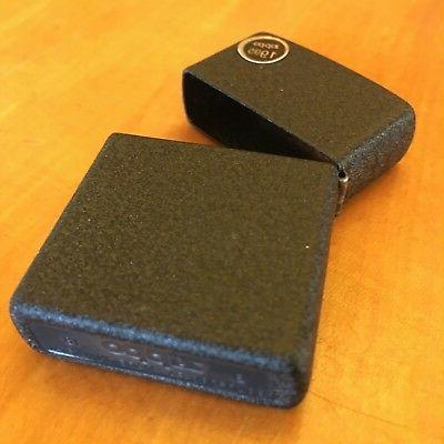 Genuine Zippo 236 crackle windproof ONLY