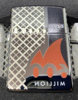 Zippo Lighter 600 Millionth Collectible Limited Edition Comm